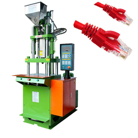 Patch Cord Plastic Injection Molding Machine