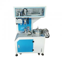 Full Automatic wire tube cutting winding tying machine